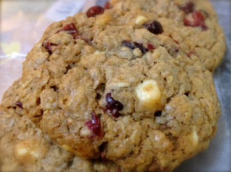 cranberry-cookie