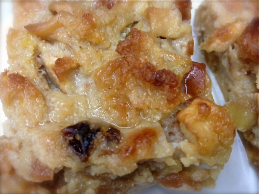 bread pudding