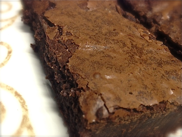 chipotle brownie