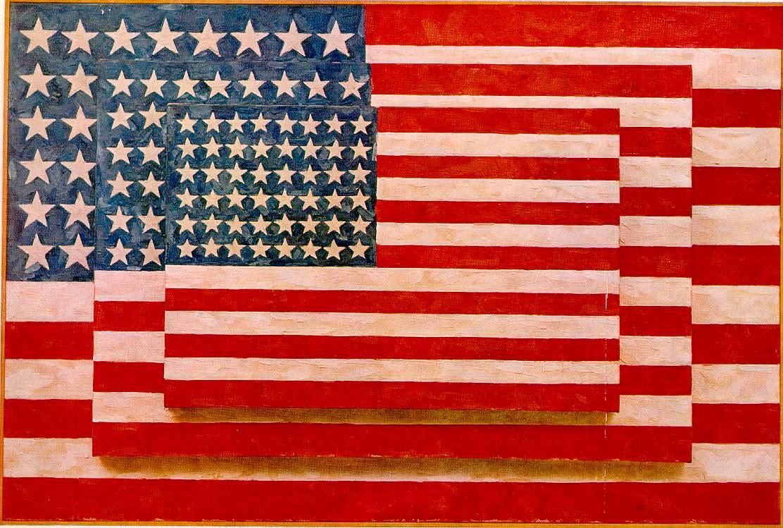 jasper-johns-flag
