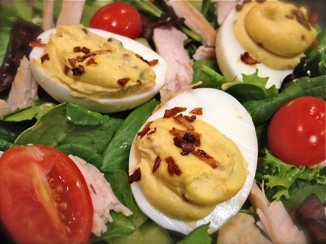 devilled-egg-salad