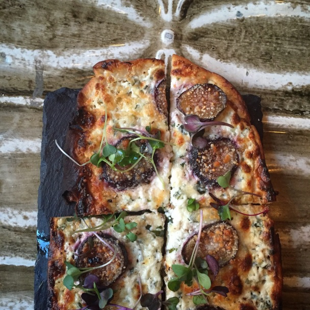 flatbread fig