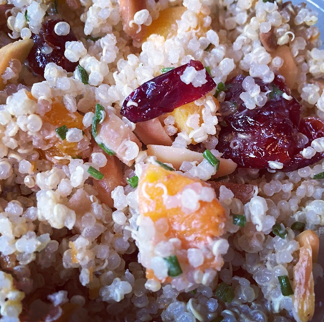 quinoa cran