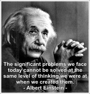 Action Quotes The Significant Problems We Face Today Cannot Be