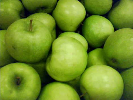 green-apples